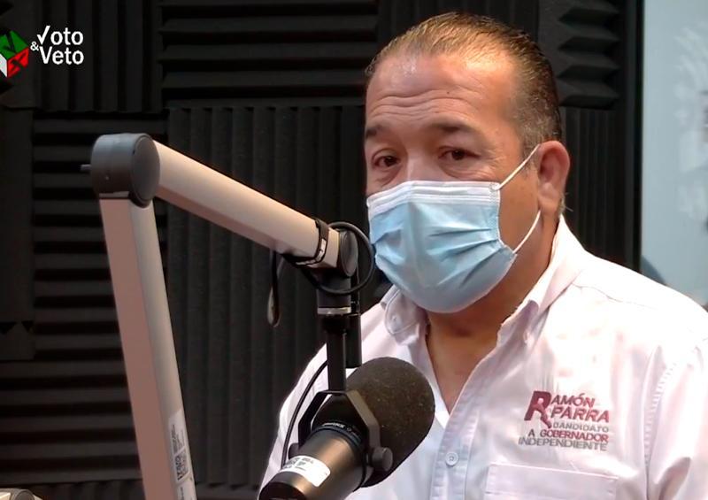 Ramón Alejo regresará prerrogativas al IEE