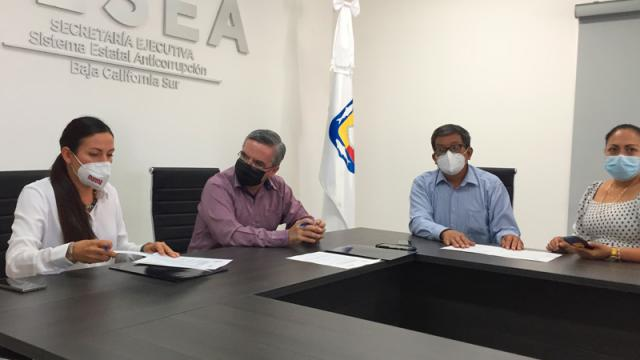 Se compromete Milena Quiroga con un gobierno anticorrupción