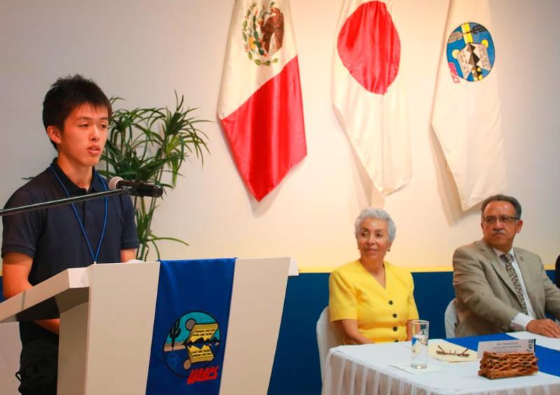 Participa UABCS en reunión binacional sobre Japón