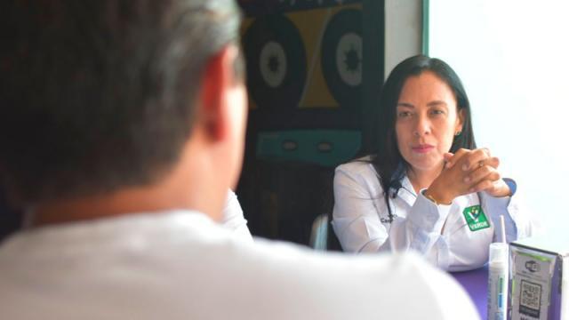 Jacqueline Liceaga, aliada de la zona turística