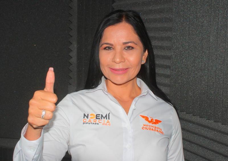 Distrito 12 mi hogar: Noemi García