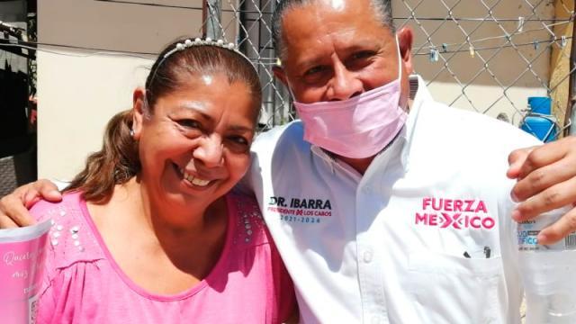 Vamos por un Gobierno comprometido con el pueblo: Dr. Ibarra