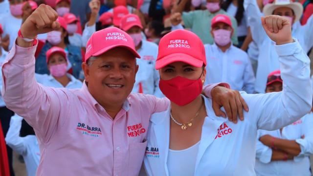 Seremos Gobierno de cara al pueblo: Dr. Ibarra