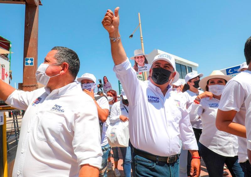 Recursos de la Marina deben ser para Los Cabos: Pelayo