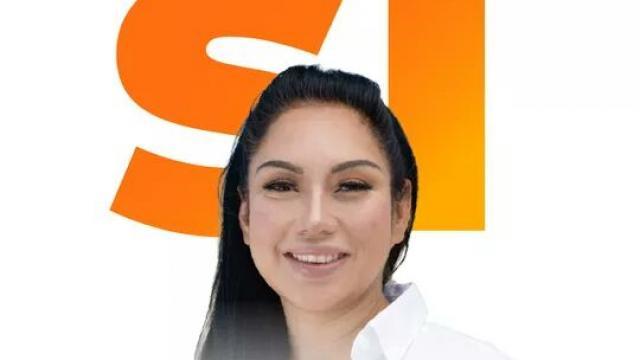 Candidata de Movimiento Ciudadano