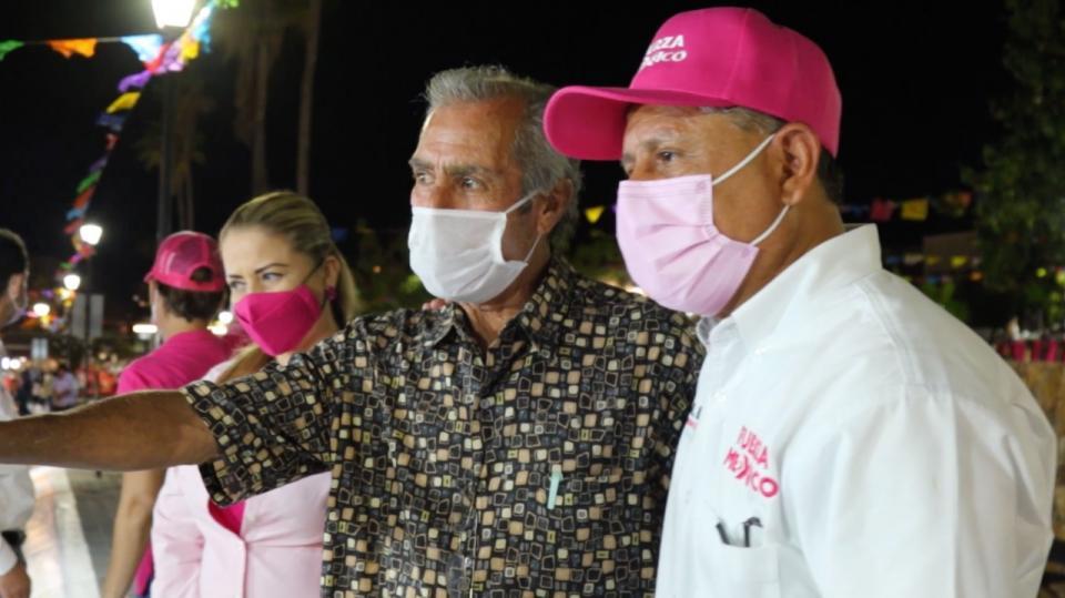 Apoyo total para artistas locales: Dr. Ibarra