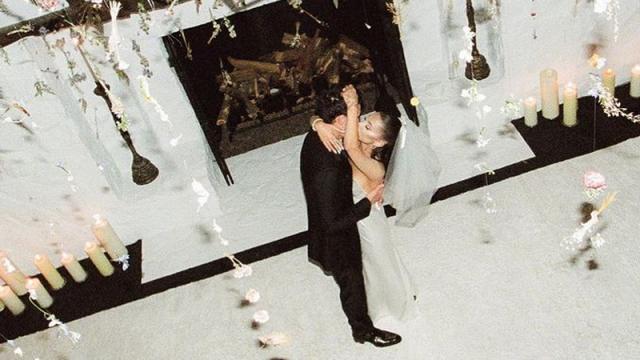 Ariana Grande se casa