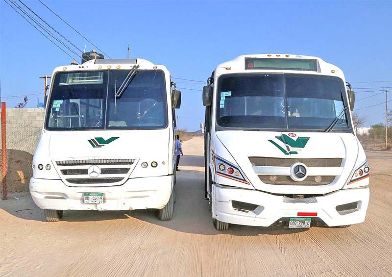 Beneficiarán a 2 mil familias  con nueva ruta de transporte