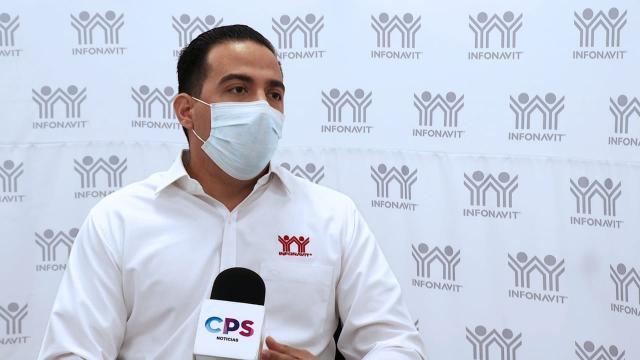 Representante de la dirección general de Infonavit en Baja California Sur