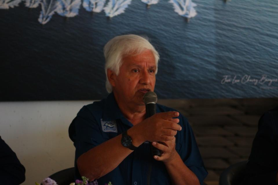 Coordinador de los Torneos de Pesca Deportiva en Baja California Sur