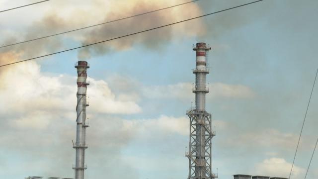 Contaminación de aire en BCS