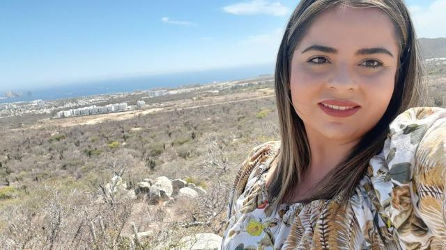 Candidata a diputada por el Distrito I de Los Cabos por el Partido Fuerza México