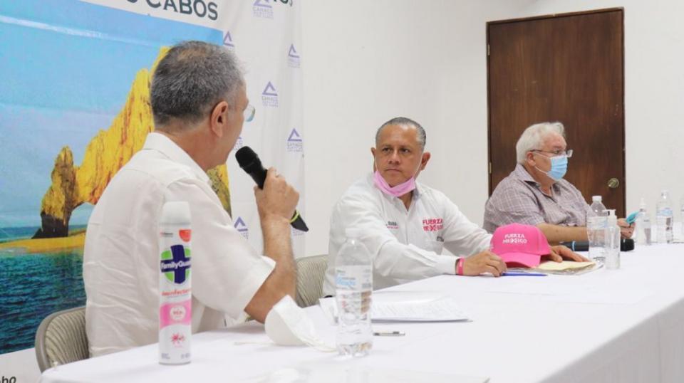 Candidato por el partido Fuerza por México