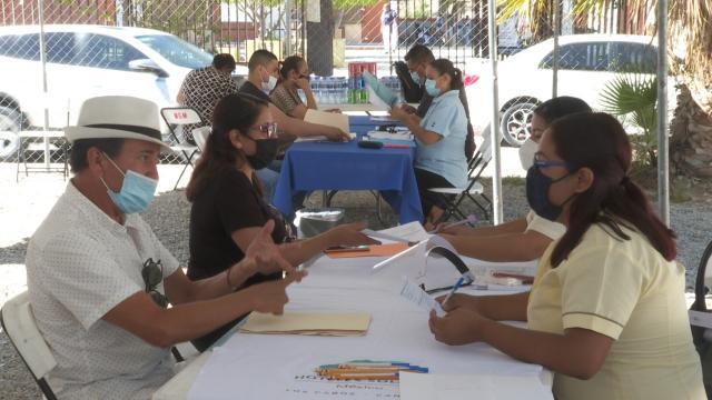 Feria del empleo en SJC