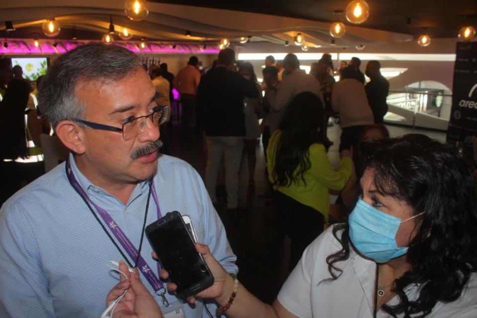 Director del Aeropuerto Internacional de Los Cabos