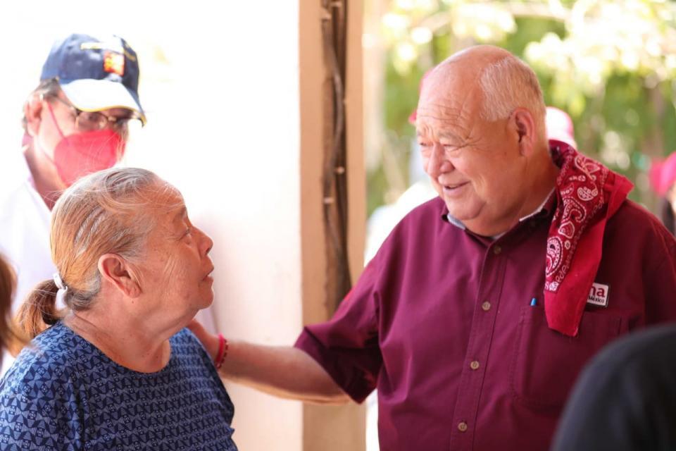Gobierno estatal cuidará finanzas municipales: Víctor Castro