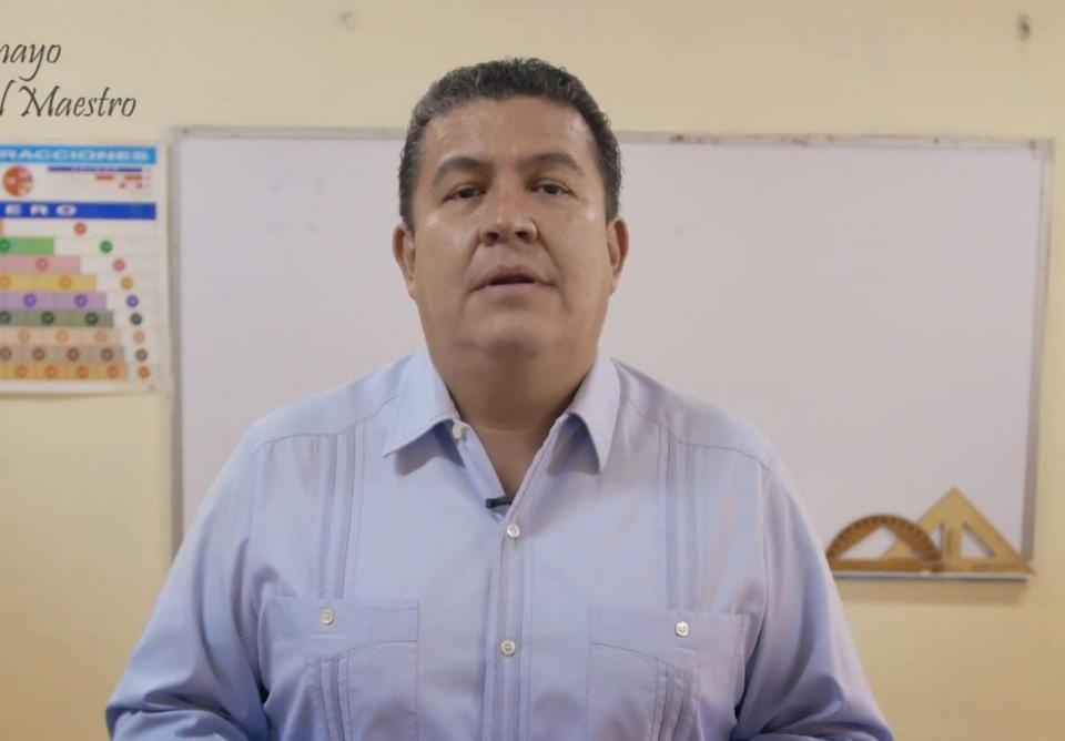 Secretario de Educación Pública en Baja California Sur