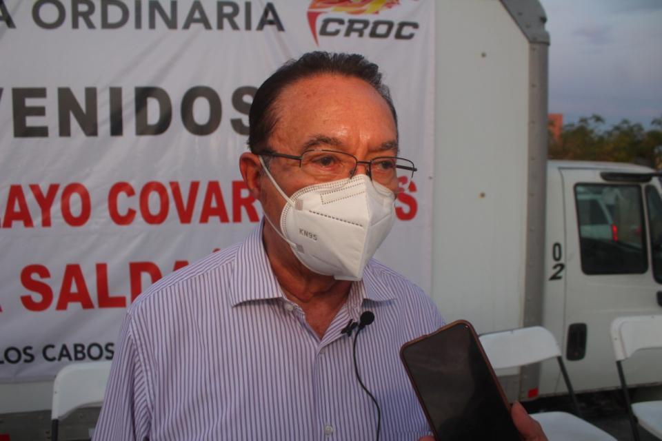 Dirigente nacional de la CROC