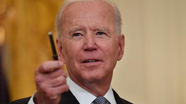 Joe Biden, presidente de los Estados Unidos