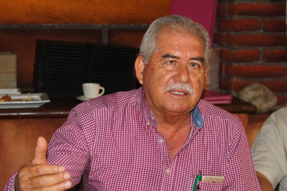 Dirigente de la CTM en Los Cabos