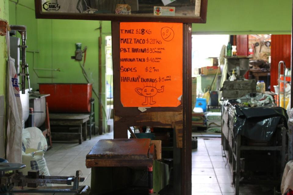 Aumenta el precio del kilo de tortilla