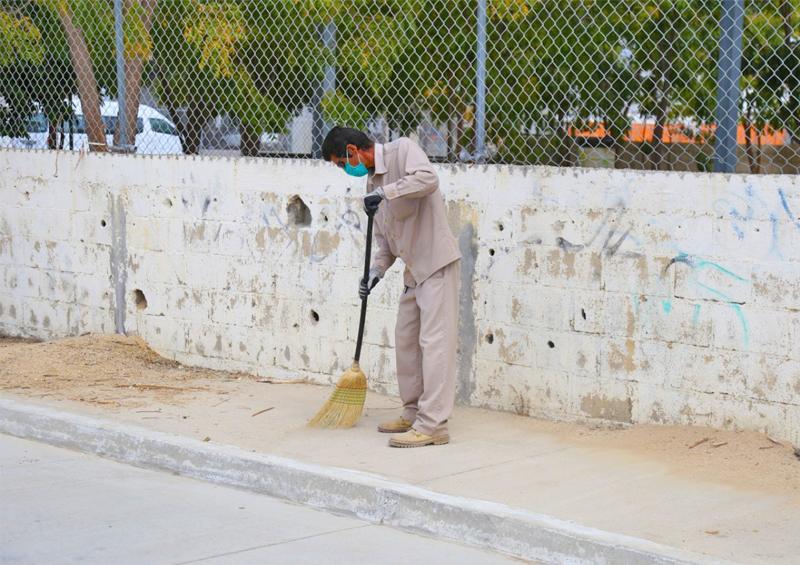 Continúa en Los Cabos la limpieza de refugios temporales
