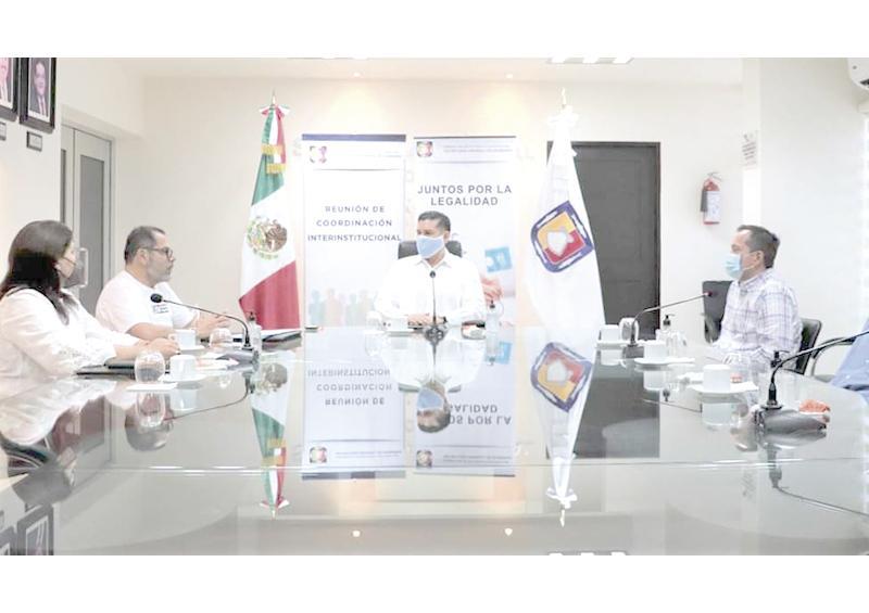 """Recibe INVI donación del predio """"El Jaral"""" en Loreto"""