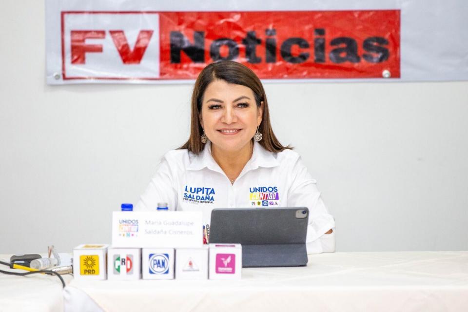 Candidata a la Presidencia Municipal de Los Cabos
