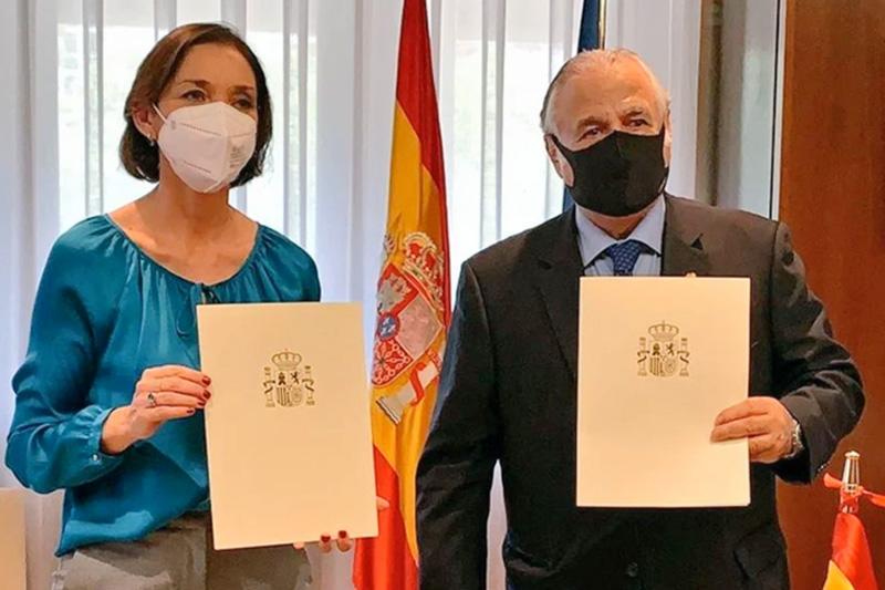 Acuerdo entre México y España