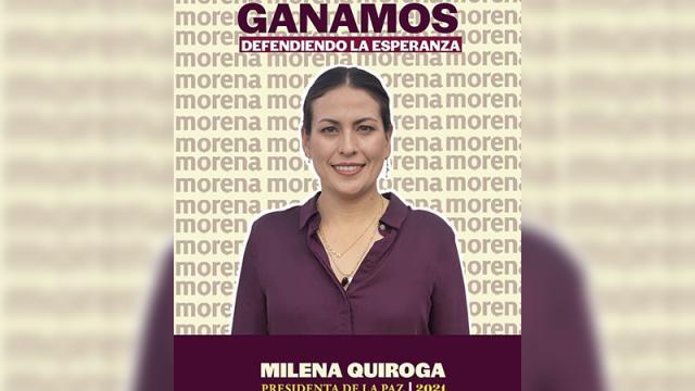 Gana Milena Quiroga debates radiofónicos