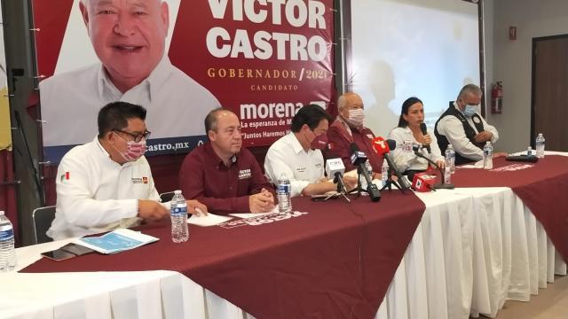 Morena acuso a Sonia Murillo de corrupción