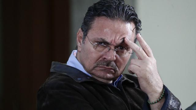 """""""Instrucción cumplida"""": Octavio Romero, director de Pemex"""