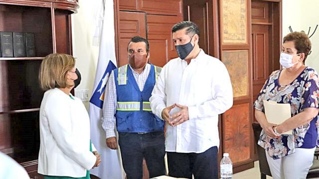 Fortalecen Estado y Municipio de Los Cabos protección civil