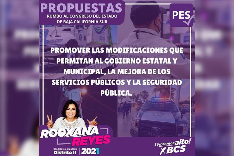 Candidata de PES