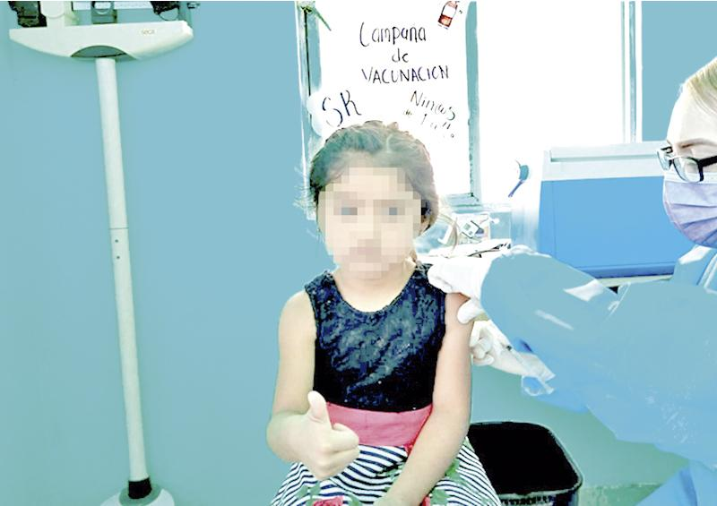 vacunación  contra rubéola y  sarampión en zonas rurales