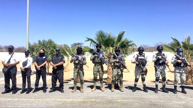 Continúa Gobierno de Los Cabos filtros de seguridad y salud