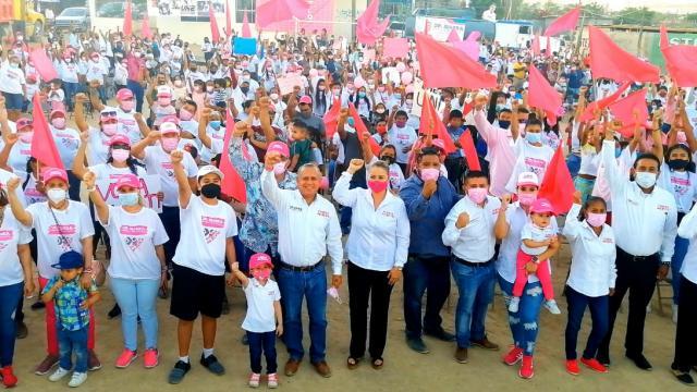 Por Los Cabos cada compromiso será cumplido: Víctor Ibarra