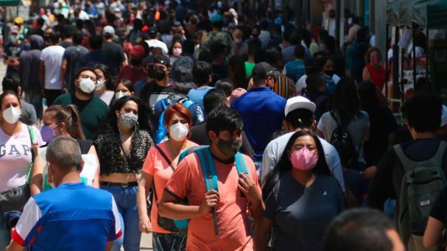 México acumula 230 mil 185 muertes por Covid-19