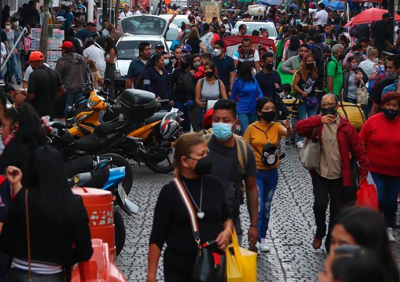 México acumula 230 mil 624 muertes por Covid-19