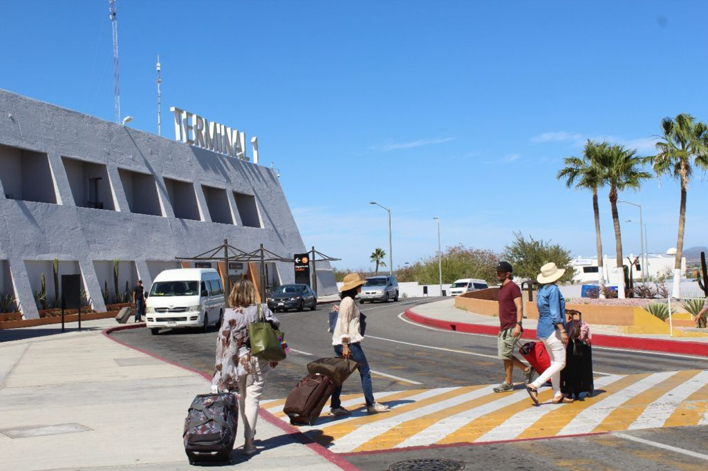 Tourist occupancy on Los Cabos flights