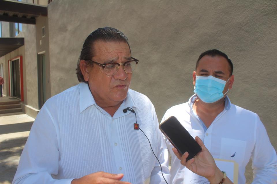 No soy el diputado de cero propuestas: Alfredo Porras