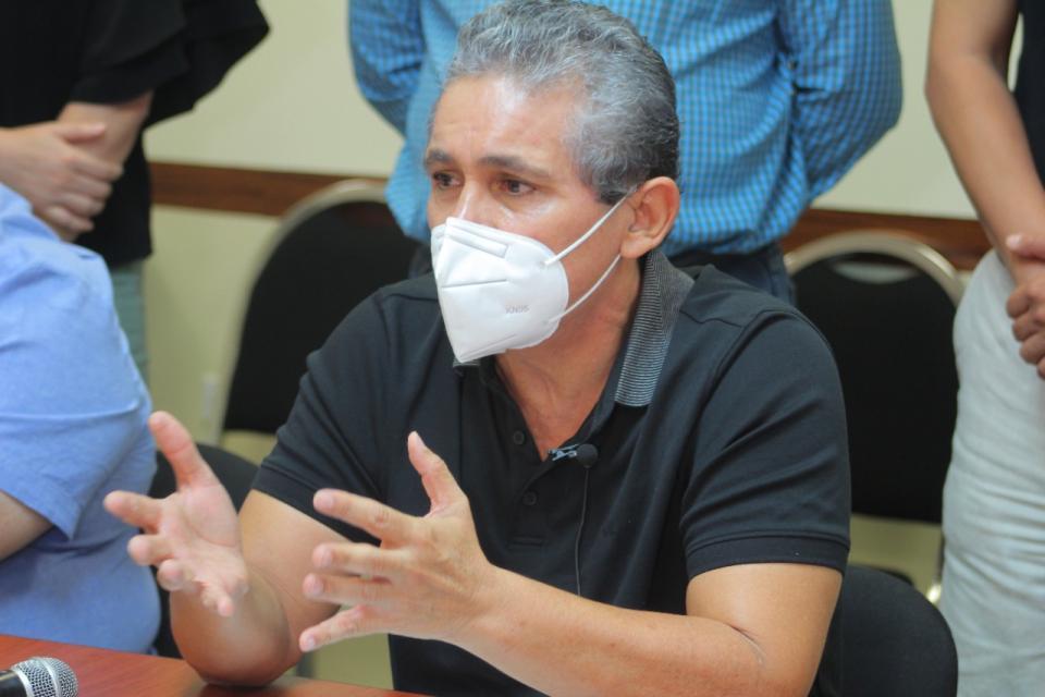 Consejo Coordinador felicita a Víctor Castro y Oscar Leggs