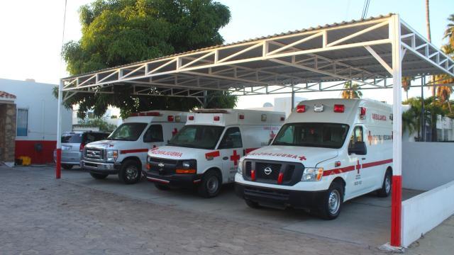 Cruz Roja en San José del Cabo seguirá operando ante repunte de contagios