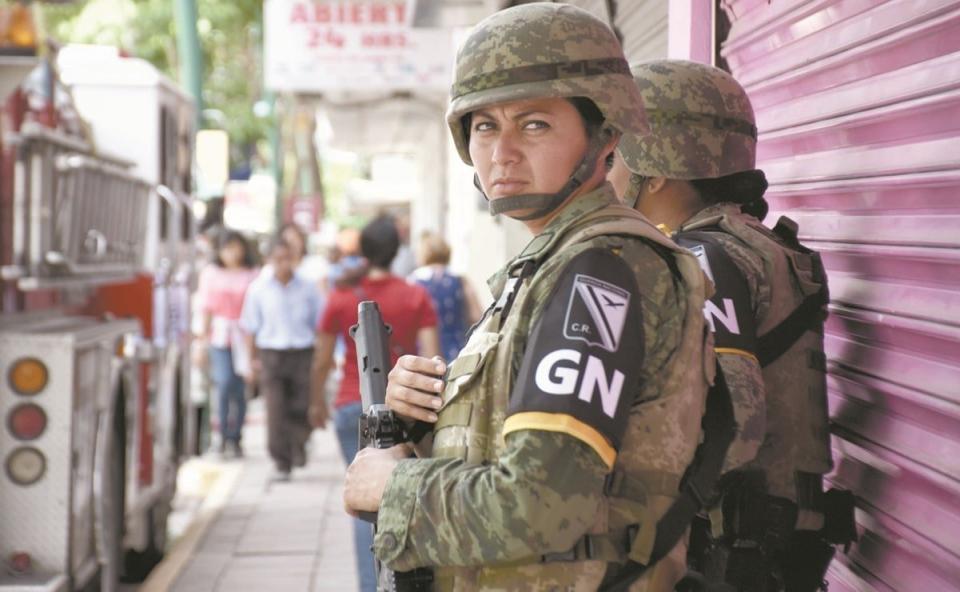 Guardia Nacional, nuevo brazo armado de la Sedena