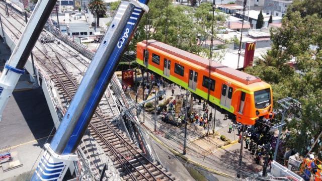 Víctimas de accidente en la Línea 12 buscan justicia en EU
