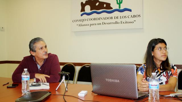 Mesa Covid-19 en Los Cabos