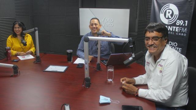 Candidato a la alcaldía de Los Cabos por coalición Morena-PT