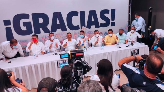 Francisco Pelayo realiza rueda de prensa