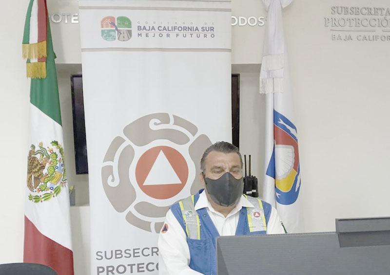 Cancelan simulacro de PC para prevenir contagios en BCS
