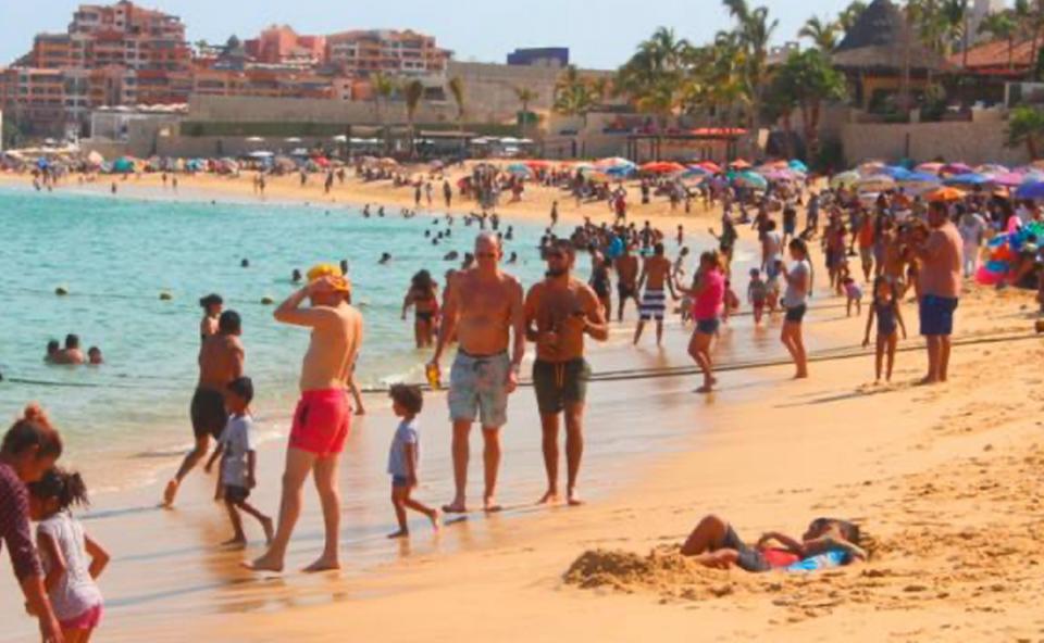 En Los Cabos aumenta 210% el Covid-19 tan sólo en 3 semanas